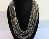 Mambo Necklace in Black-special order for ststella