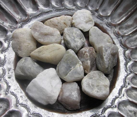 Quartz Law of Attraction Wishing Stone