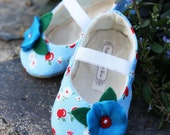 The Amy Jo baby shoe/bootie/slipper