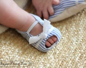 Cabana Baby Shoes/Booties