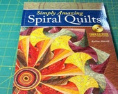 SPIRAL QUILTS, with cd-rom, by RaNae Merril