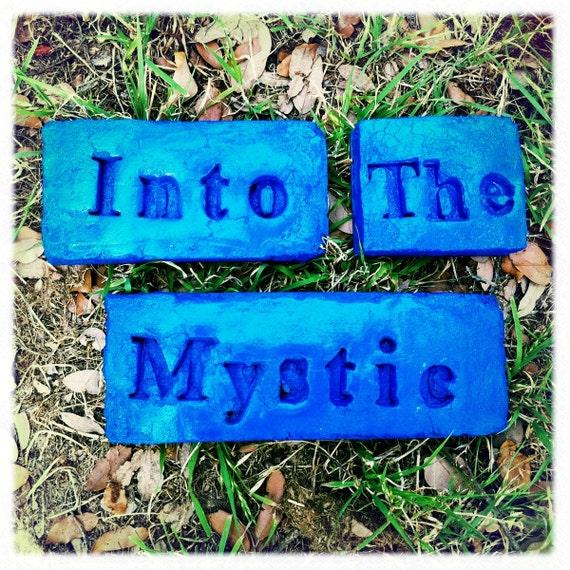 Van Morrison Into The Mystic Blue Garden Stones