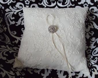Madeline Ring Bearer Pillow