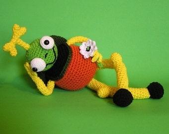 BUGGIE SAM PDF Crochet Pattern (English only)