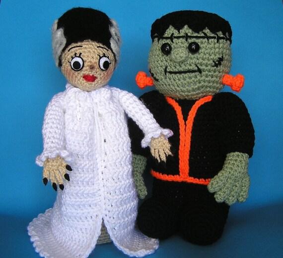 MR and MRS Frank E. Stine Pdf Crochet Patterns