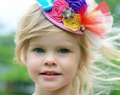 Les Chapeaux Mini Mignon - Little Miss Derby Hat