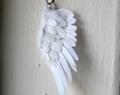 Handmade Miniature Wing Necklace Made to Order One of a Kind
