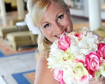 FREE SHIPPING........Destination Wedding Bahama Dream Bouquet Set