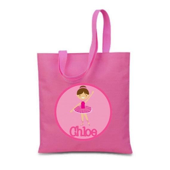 Personalized/Monogrammed Dance/Ballet Bag