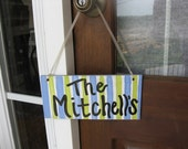 CUSTOM PERSONALIZED SIGN For Martha