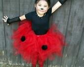 Ladybug ladybug Fly Away Home tutu halloween costume