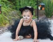 Kitty Cat Tutu costume Infant thru Adult