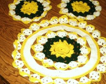 Crochet Spreads