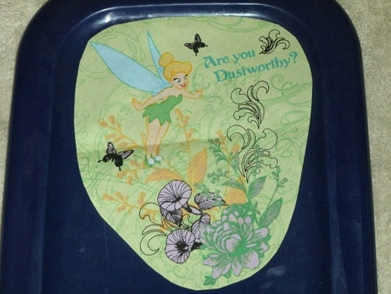 Tinker Bell Iron on Applique