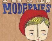 modern women (4x6 print)