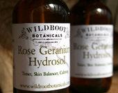 Rose Geranium Floral Water/Hydrosol