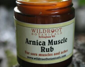 Arnica Muscle Rub 1.7 oz