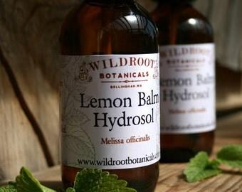 Lemon Balm Hydrosol/Floral Water