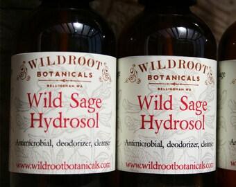 Wild Sage Floral Water/Hydrosol