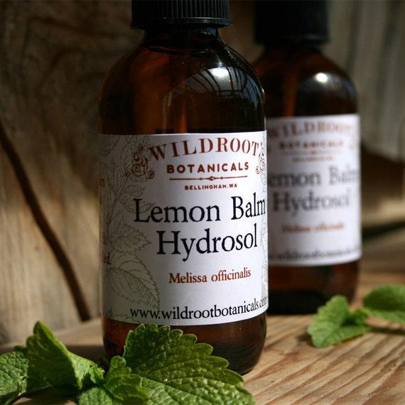 Lemon Balm Hydrosol