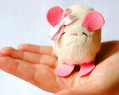 Loveable Newborn Hamster Plush