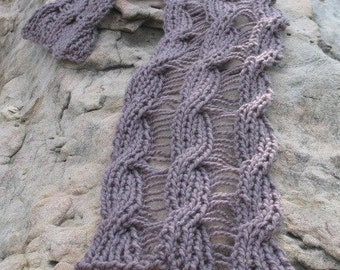 Scarf Knitting Patterns - Free Knitting Patterns for Scarves