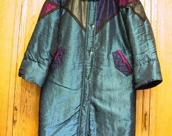BMI by Balimel Women's Long Winter Coat L/G (USED)