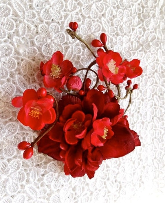 You searched for: red flower hair clip! Etsy is the home to thousands of handmade, vintage, and one-of-a-kind products and gifts related to your search. No matter what you're looking for or where you are in the world, our global marketplace of sellers can help you find unique and affordable options. Let's get started!