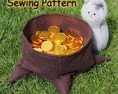 Tree Bowl PDF Sewing Pattern