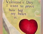 Big Heart valentine (ADULT content)