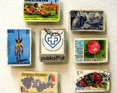 SALE -- Geographic Stamps