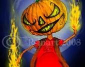 Pumpkin Head Jack