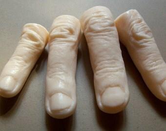Dead Mans Fingers - Soap Set - gag gift - stocking stuffer - gift for man - body parts - gift boxed