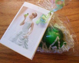 Personalized Wedding Favors - Wish FROG SOAP Favors