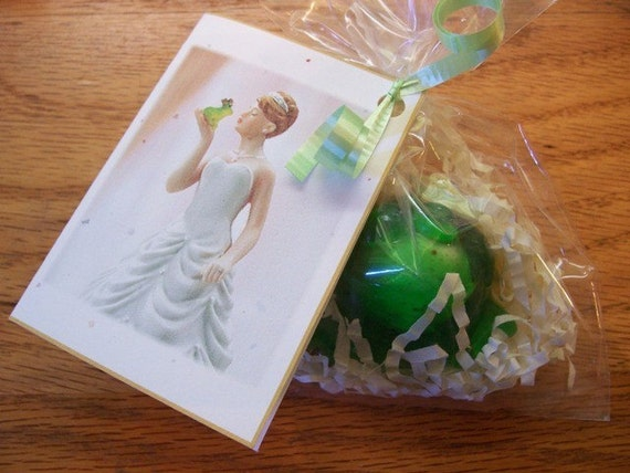 Personalized Wedding Favors Wish FROG SOAP Favors