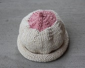 Breast Hat, Boob Beanie, Nursing Hat, Knitting PATTERN PDF baby toddler adult sizes