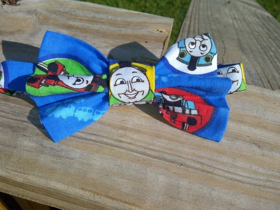 Thomas the Train.... Bow Tie Pre Tied Bow Ties for Infants, Toddlers, Child, and Adults
