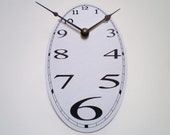 Distorted Time Clock