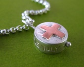 Animal Friendly Rescue Donation Necklace