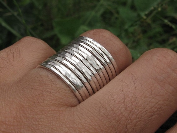 Stack rings - inner circle - you get 12 of them