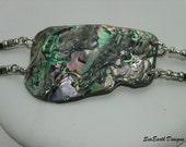 Rocky Shores - bracelet - abalone