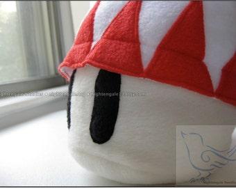 White Mage Ball Plush - Final Fantasy