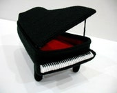 Crochet Pattern - PIANO - NEW - Toys - PDF