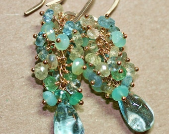 Azuras Gemstone Earrings