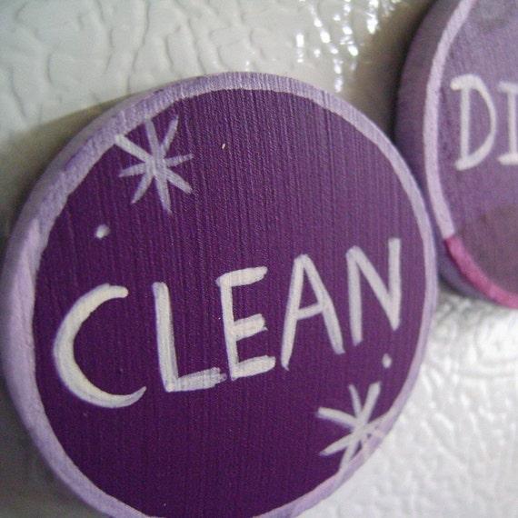 Dishwasher Buddies - Purple