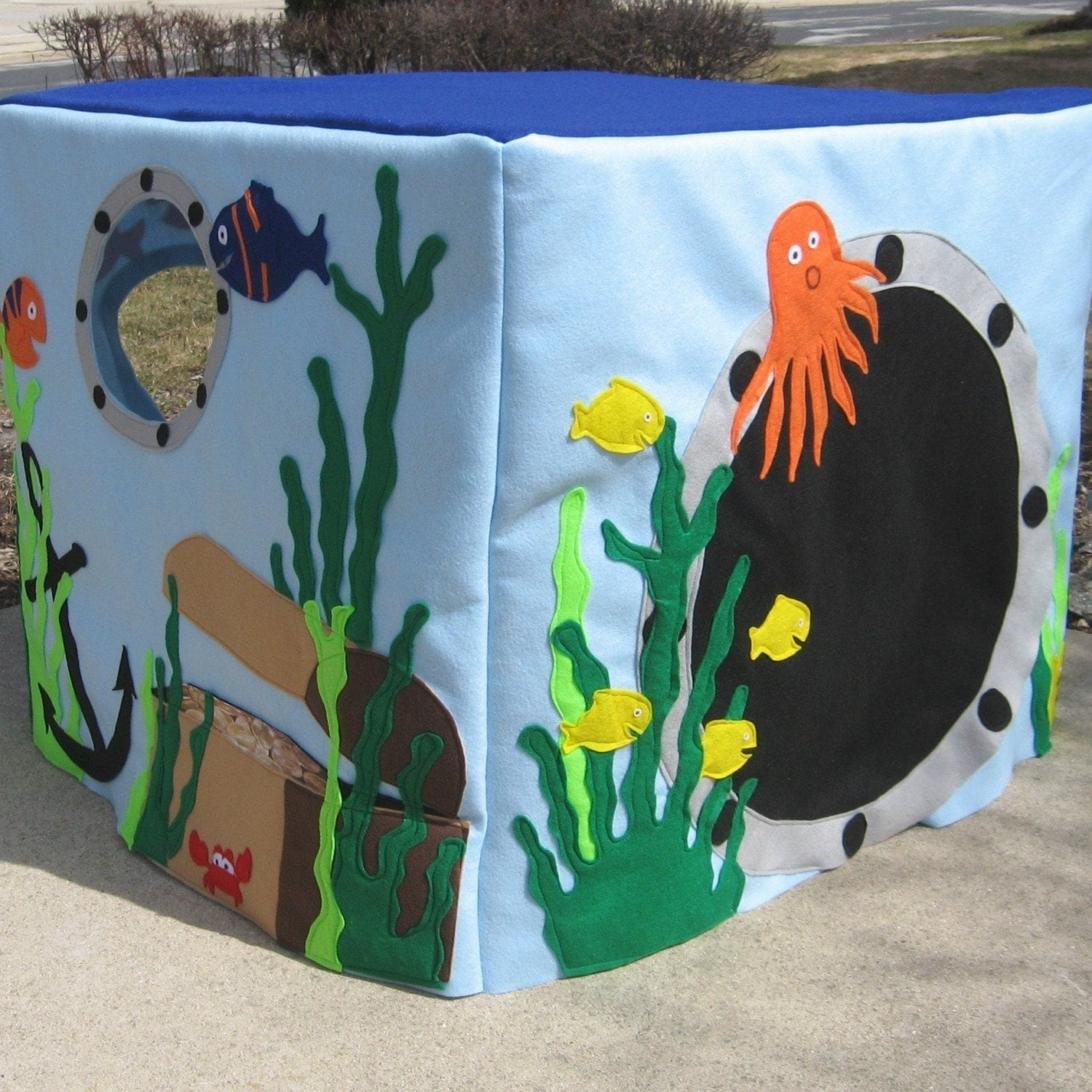 Under the Sea Ocean Playhouse