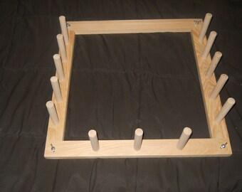 4 1/2 Yard Warping Board