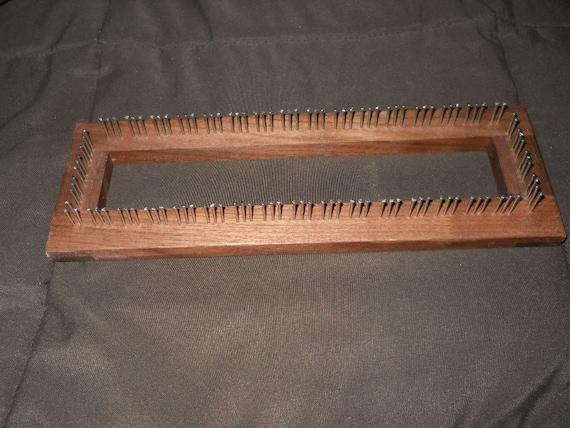 Walnut Traditional Bookmark Loom