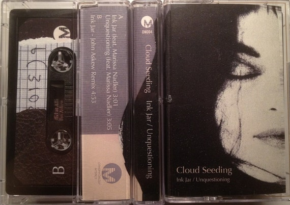 Limited edition Cloud Seeding Cassette