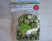Make Your Own Chicken-sew a toy kit